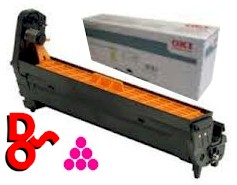 OKI ES2632a4 Magenta (M) 01229302 Genuine OKI Drum, EP Cartridge Executive Series Printer Cartridge Sales Nationwide next day Delivery