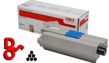 OKI MC332 Black (K) 2.2k 44973536 Genuine OKI Toner Cartridge for OKI MC series Printer Cartridge Sales Nationwide next day Delivery