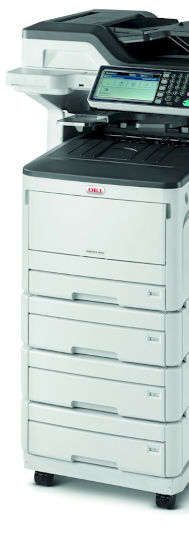 OKI ES8453dnv MFP Colour Printer - 45850615